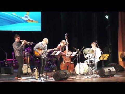 IV Весенний бит: Джаз-квартет «Flunder» (Германия), Zeitlose, Blackbird