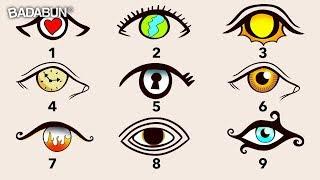Escoge un ojo y te diremos como ves el mundo
