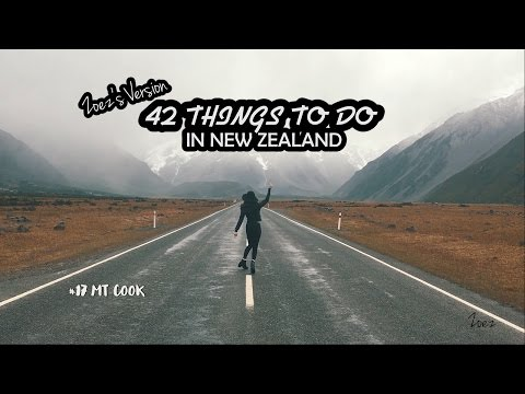 42 Things To Do In New Zealand in December (My Favorite is No. 41!)