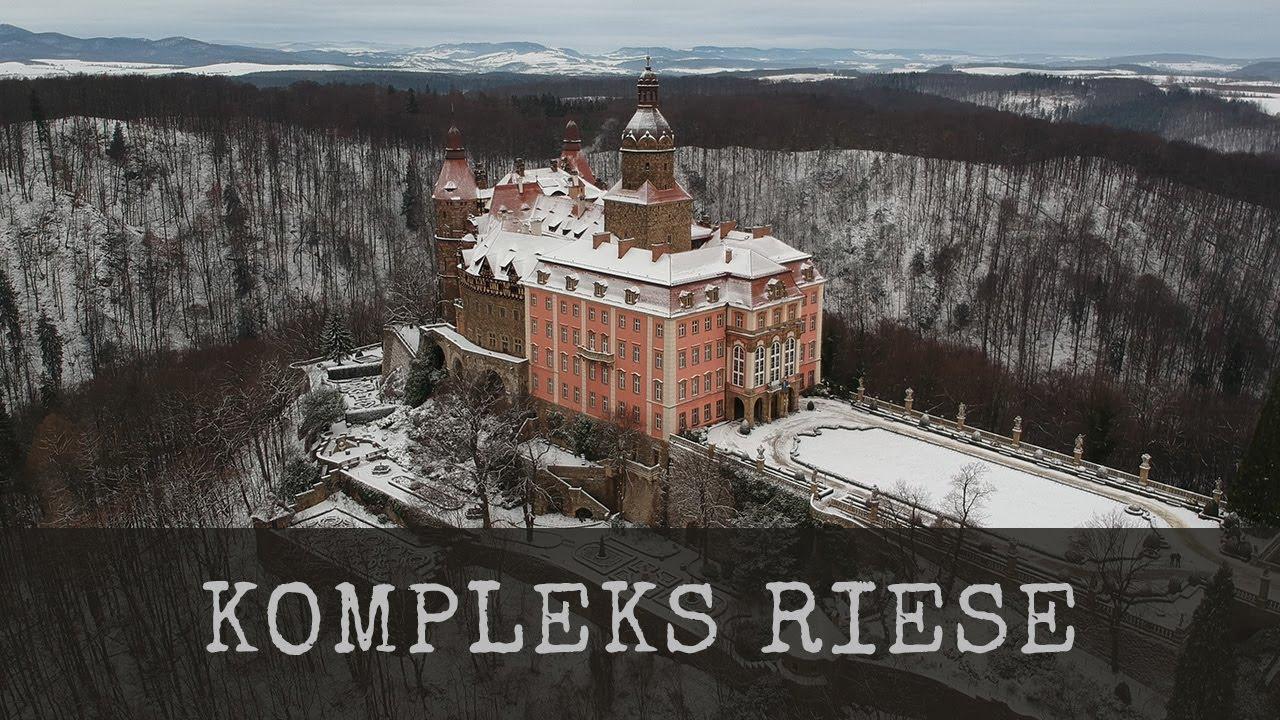 Czym miały być Osówka, Włodarz, Książ? – Raport Schmelchera cz. 2