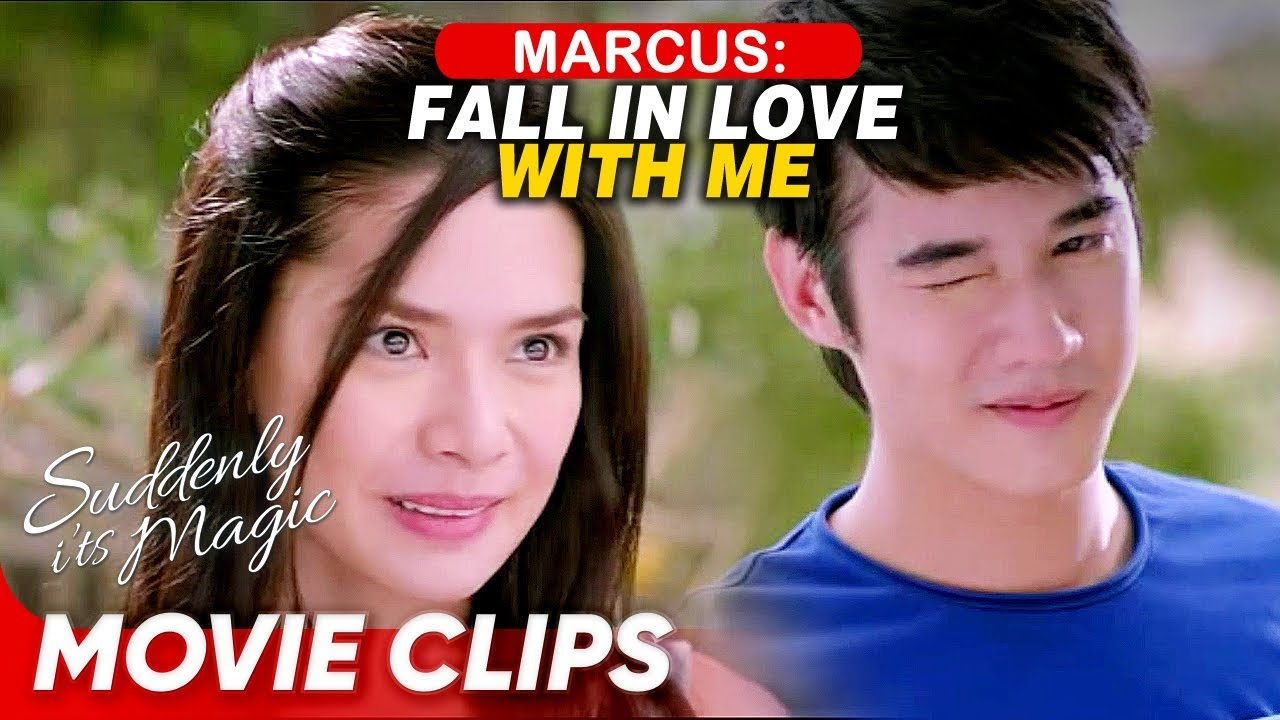 4 8 Marcus Makes Ligaw Suddenly It S Magic Movie Clips Youtube