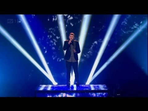 James Arthur sings Shontelle's Impossible   X-Factor (UK) WINNER 2012 FULL HD