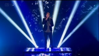 James Arthur sings Shontelle