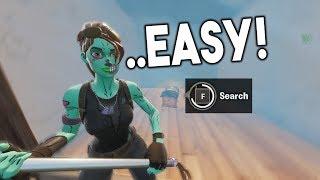 Wie man Greasy Grove Frozen Chest in Fortnite öffnet! (SAISON 10 OFFENE GEFRORENE BRUSTGLITCH)