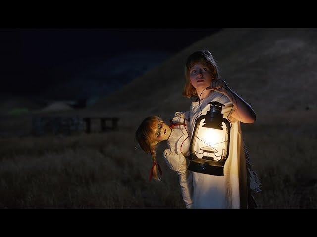 Warner presentó el nuevo tráiler de Annabelle: Creation