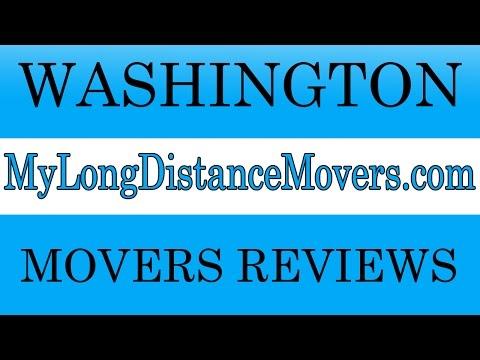 Washington Long Distance Moving Companies - MyLongDistanceMovers.com