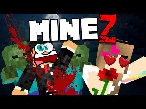 Minecraft MineZ - #7 - NEEM NOOIT JE VRIENDIN MEE!!