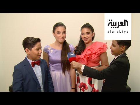 أبطال ذا فويس كيدز في دبي  - 13:57-2020 / 8 / 2