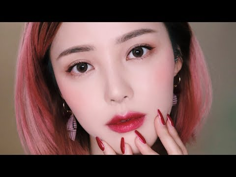 Plum Makeup (With sub) 자두 메이크업