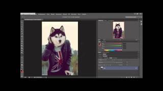 """Первый видео урок для группы """"Photoshop Studio"""""""