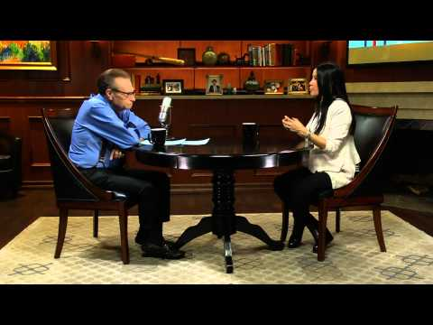 """Journalist Lisa Ling On Why She Left """"The View""""   Larry King Now   Ora TV"""