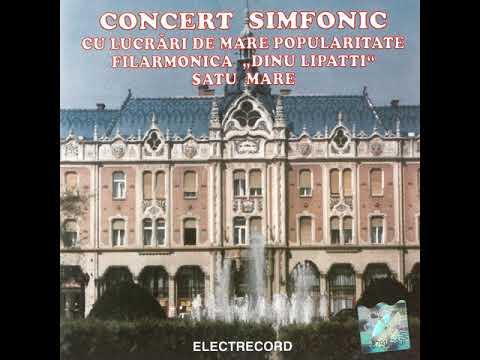 Orchestra Dinu Lipatti a Filarmonicii de stat, Satu Mare - Variațiuni pe o temă românească, op. 1