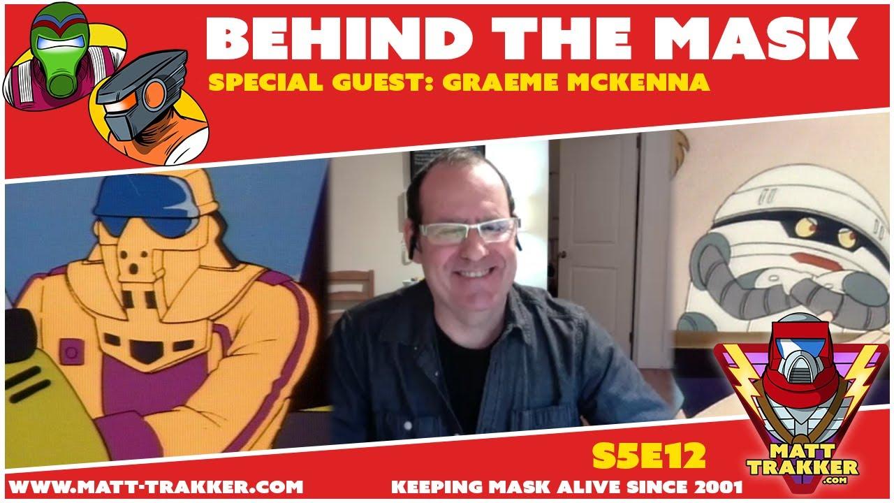 Special Guest: Graeme McKenna - S5E12
