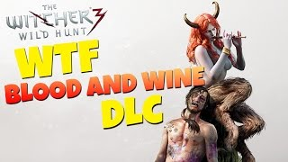 The Witcher 3 - WTF is Going On With Blood and Wine DLC // The Witcher 3 News