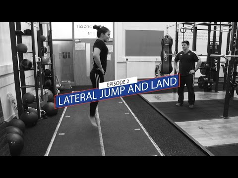 Judo Training Tips: Lateral Jump and Land