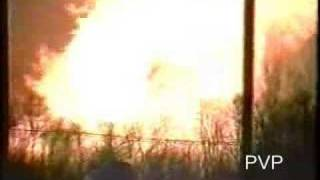 Edison Natural Gas Explosion - Durham Woods