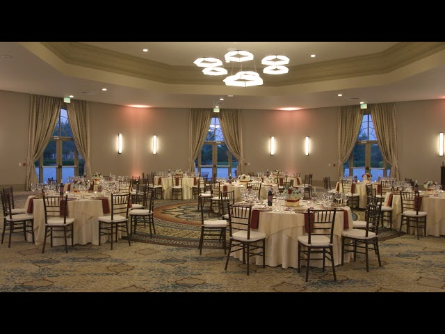 Rosen Shingle Creek Conway Ballroom Formal Corporate Dinner Set