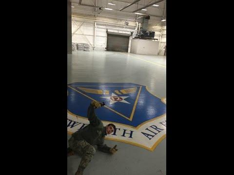 Ellsworth Air Force Base/Dorm Review