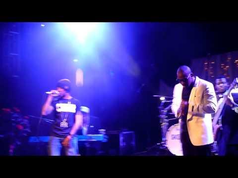 Skepta ft. Chipmunk BIG O2 Islington Live 20/10/11 HD