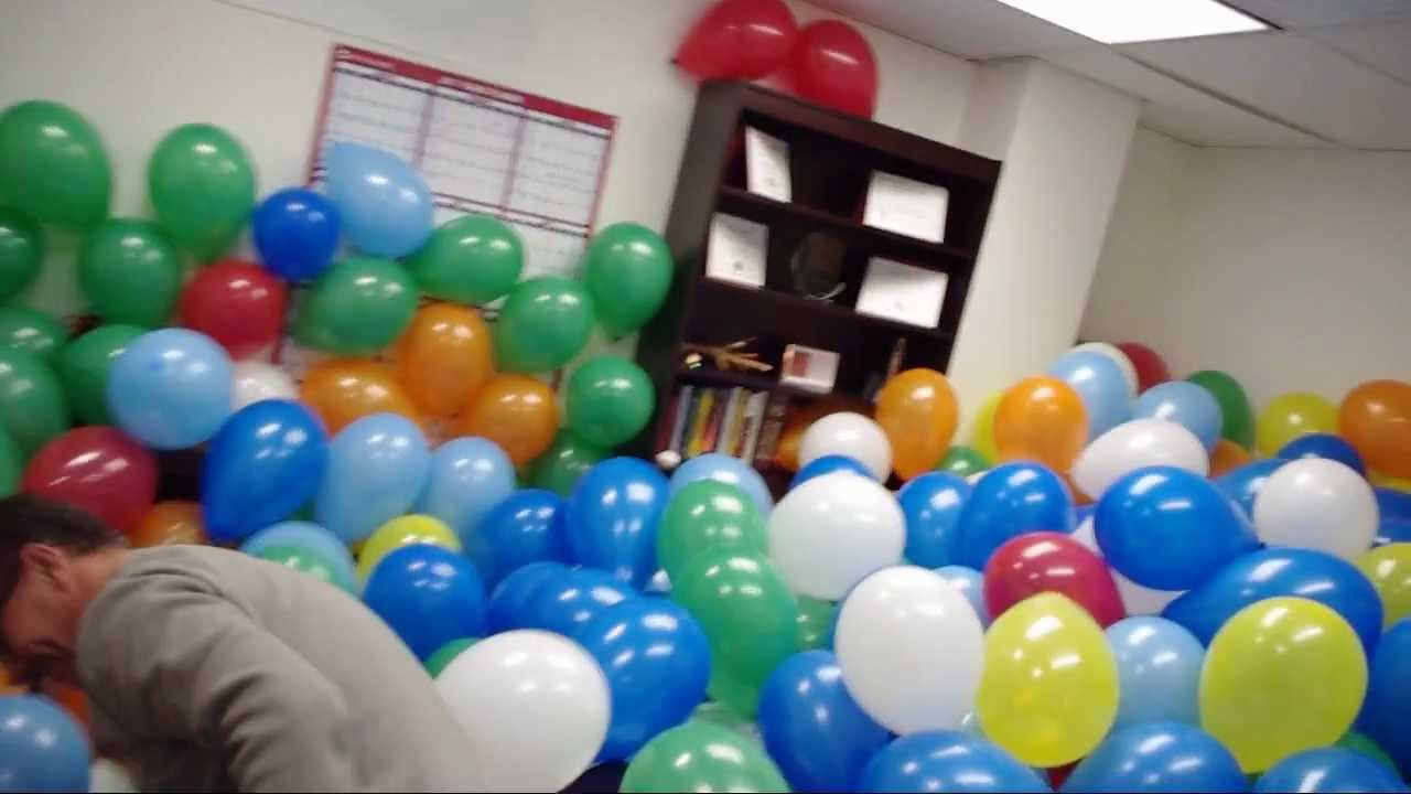 Office Birthday Prank Youtube