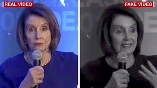 Faked Pelosi Video Foreshadows Political Chaos as Imaging Tech Advances