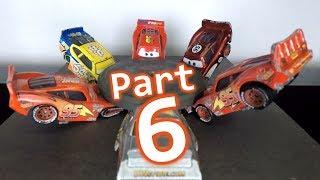Іграшка Автомобіль Дробарка - Частина 6 | Автомобіль Квітка | З Блискавка Маккуїн І Друзі