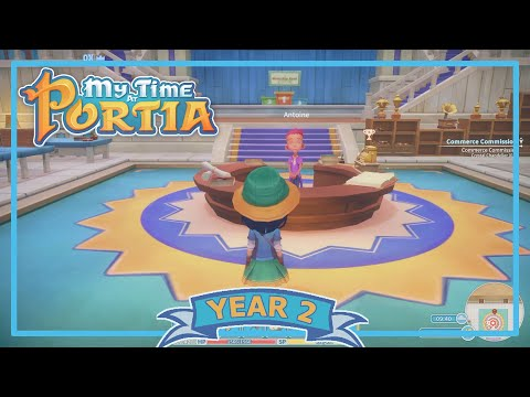 Doing All My Rounds - My Time at Portia [Year 2 - Episode 69]  