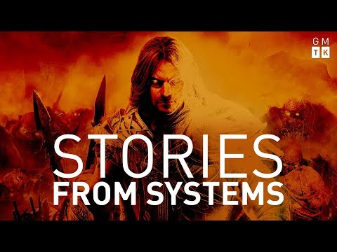 Telling Stories with Systems   Game Maker's Toolkit