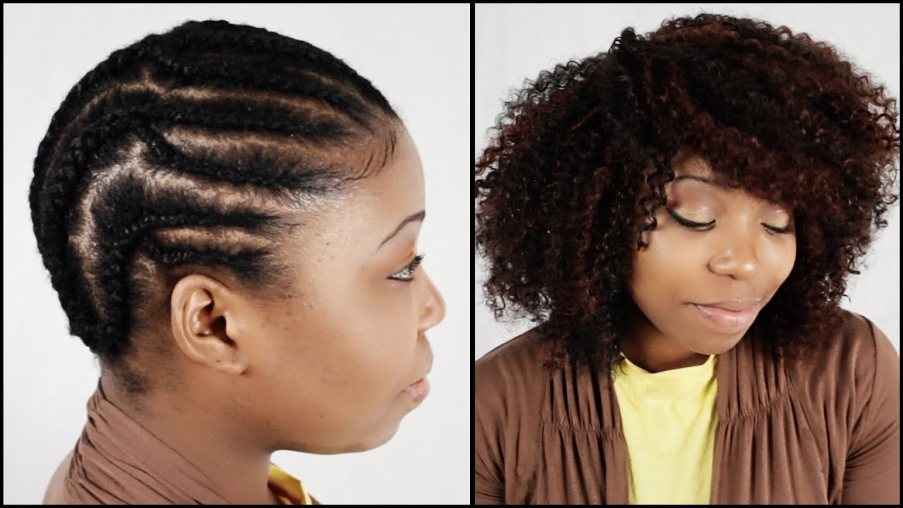 Crochet braids start to finish in 6 minutes youtube ccuart Choice Image