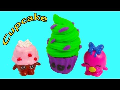 Playdoh Sprinkles Cupcake Shopkins Kawaii Frosting Bakery Food Play Cookie Swirl Fan