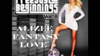 alizee - fantasy love. LATIN FREESTYLE