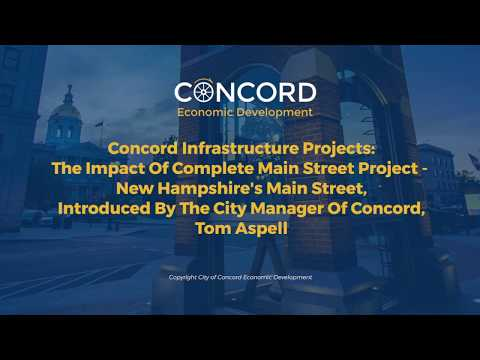 Impact of the Complete Main Street Project - New Hampshire's Main Street