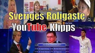 Sveriges Roligaste YouTube Klipp Genom Tiderna #1