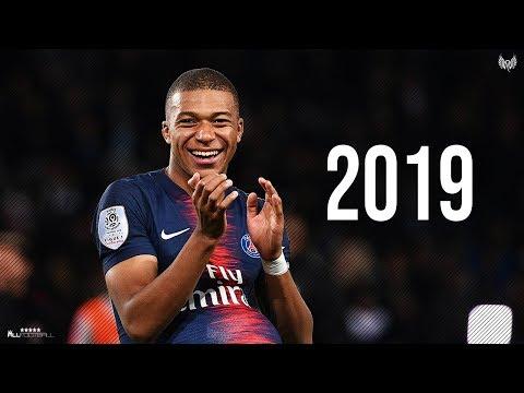Kylian Mbappe 2018/19 - Unstoppable Skills & Goals   HD
