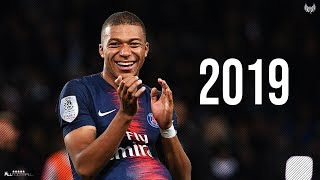Kylian Mbappe 2018/19 - Unstoppable Skills & Goals | HD