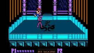 Double dragon 2 shadow fight
