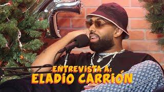 Eladio Carrión: colaboraciones difíciles, el impacto de los corridos, perder a Kemba Walker