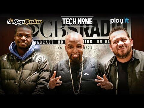Tech N9ne (Full) - Rap Radar
