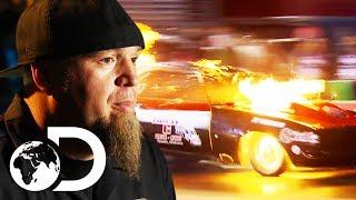 Super Dangerous No Prep Drag Racing | Street Outlaws thumbnail