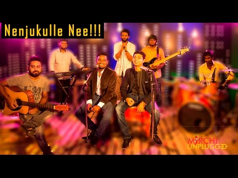 Nenjukulla Nee | Mervin Solomon - Vivek Siva | Mirchi Unplugged