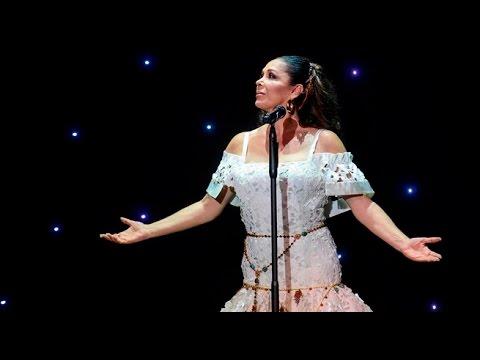 Isabel Pantoja ofreció conmovedor concierto en Lima