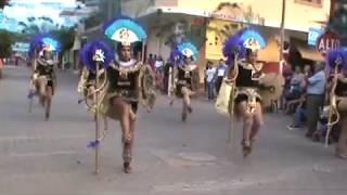 La Huerta; danzas guadalupanas 2014