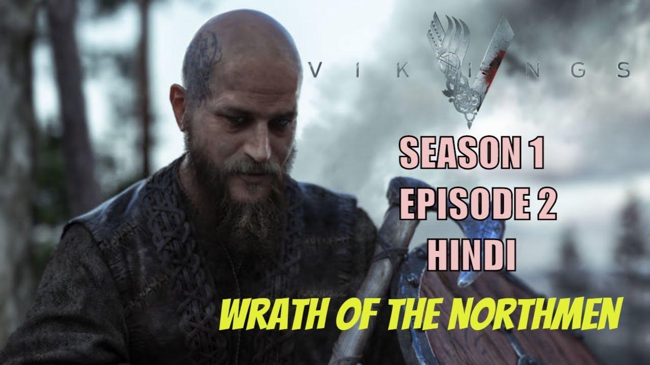 VIKINGS: SEASON 1 EPISODE 2 | पूरी कहानी हिंदी में   | Wrath of the Northmen