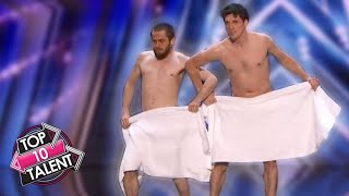 10 HILARIOUS Comedian Auditions On America's Got Talent 2021!