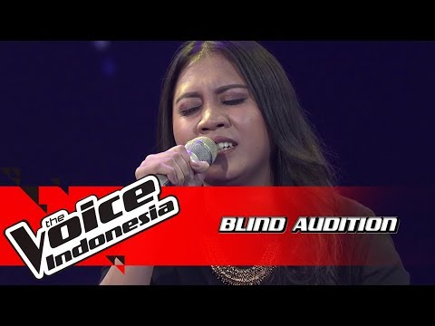 Shafira - Sang Dewi | Blind Auditions | The Voice Indonesia GTV 2018