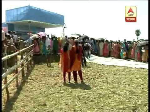 Very few people attended at CM Mamata Banerjee's rally in Binpur