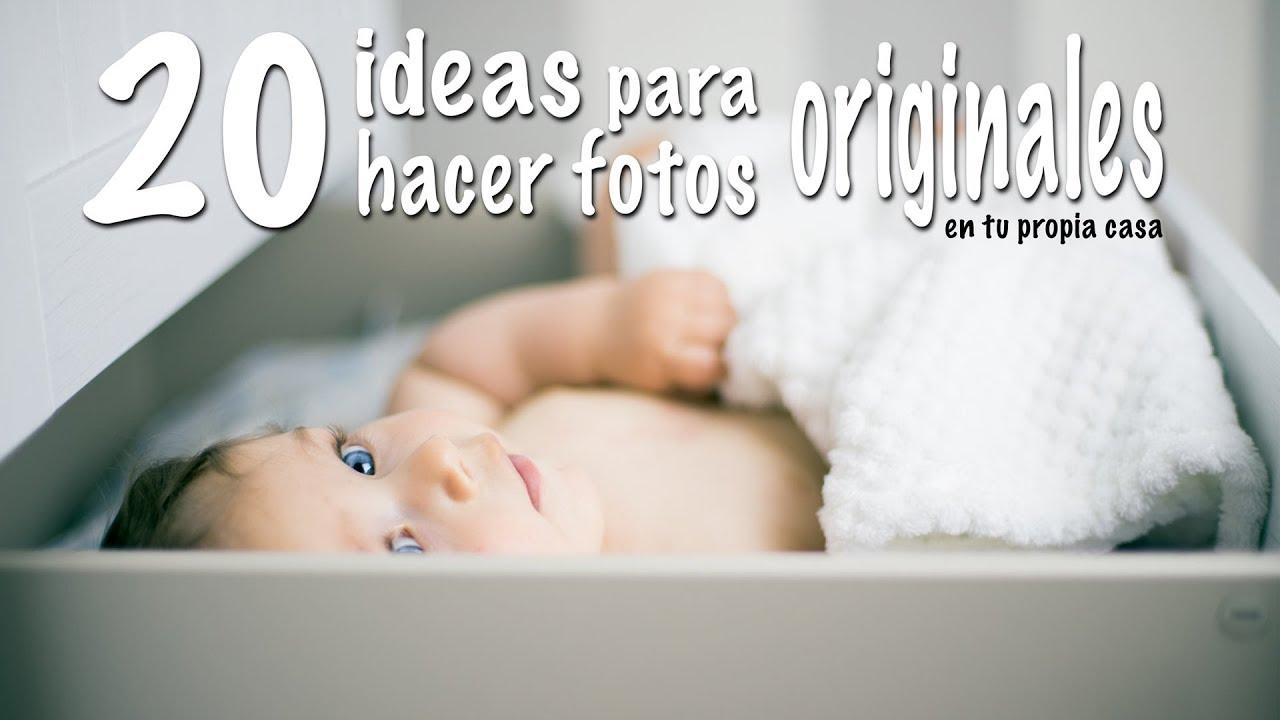 Convierte tu casa en un estudio fotogr fico con 20 ideas - Ideas originales con fotos ...