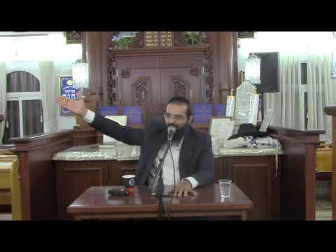 הרב ליאור גלזר -מתארח במים חיים עם הרב ברק כהן
