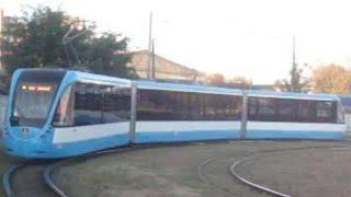 Самый новый трамвай Винницы KT4UA