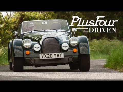 NEW Morgan Plus Four: Road Review | Carfection 4K